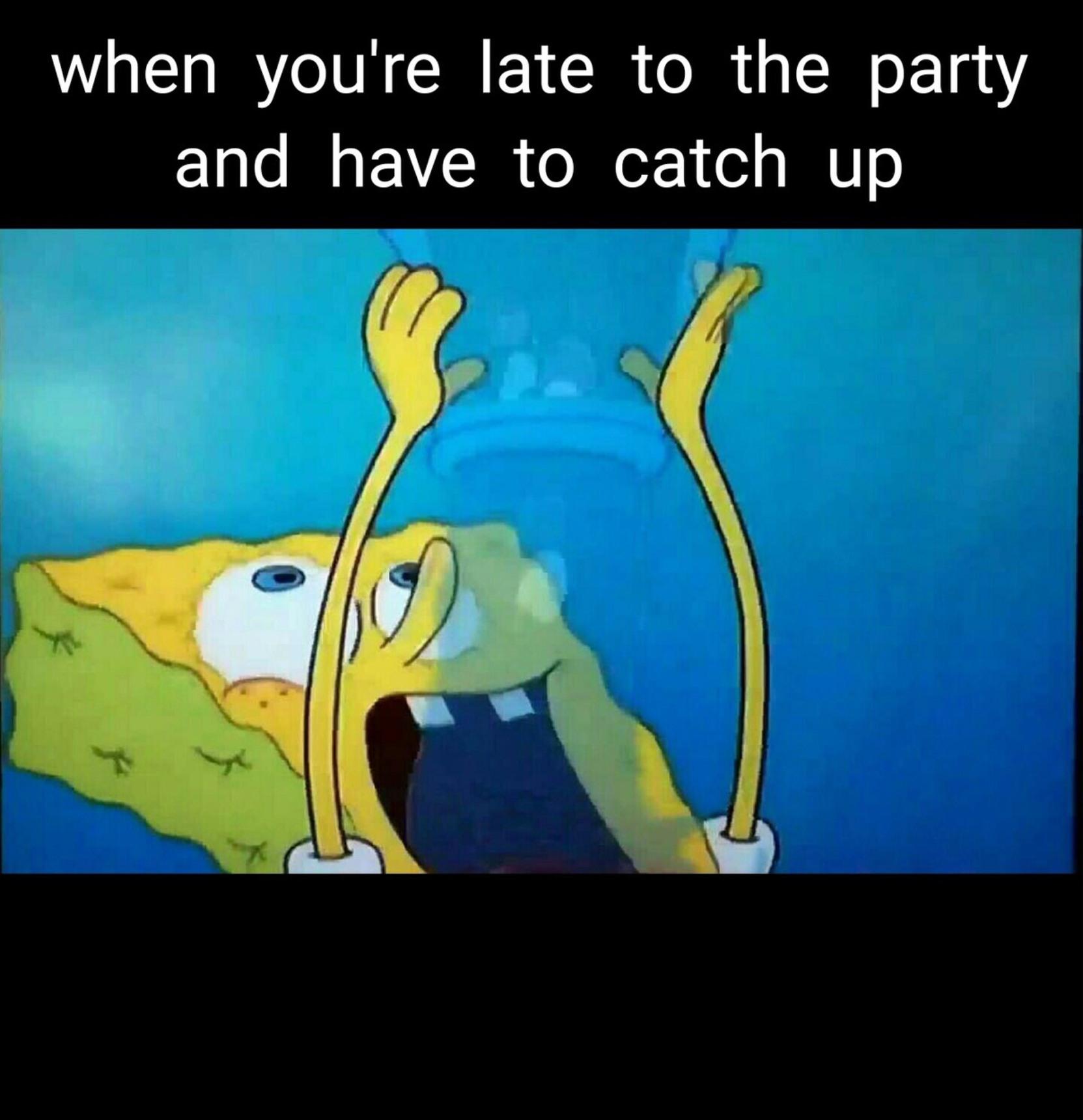 hate it when it happens - meme