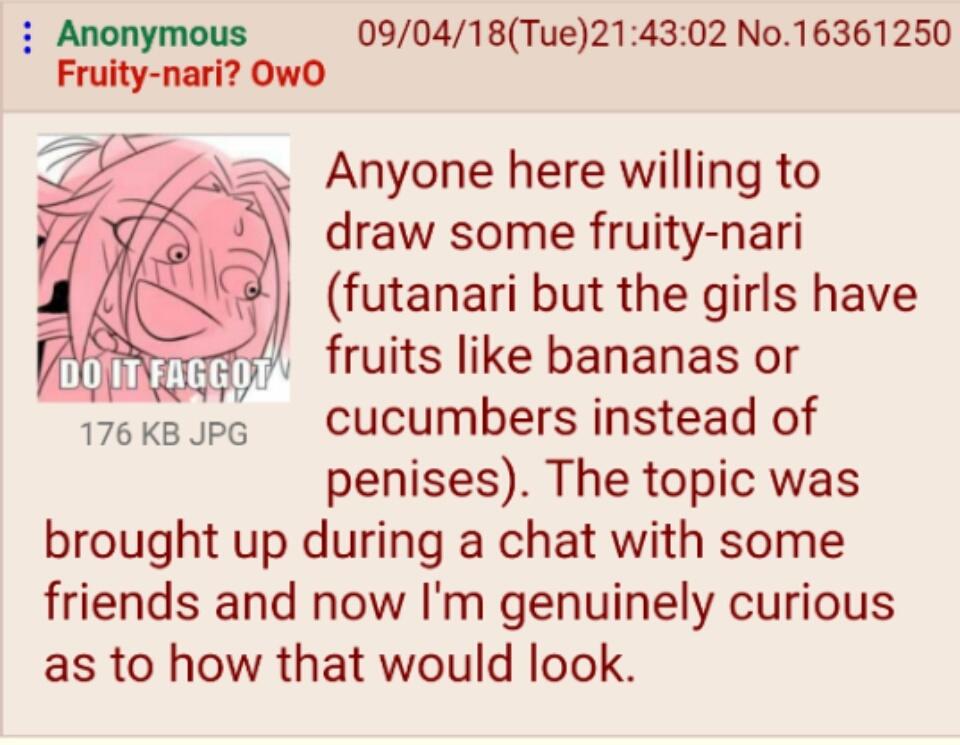 Fruity  - meme