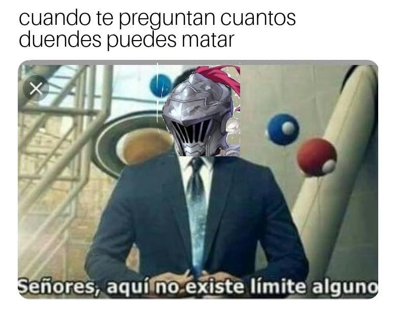 Muerte a los duendes - meme