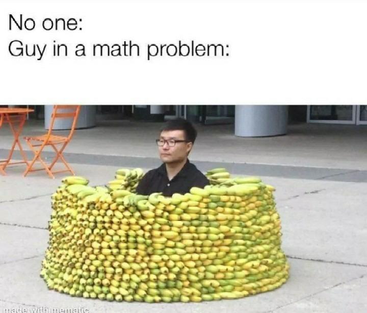 Maths - meme