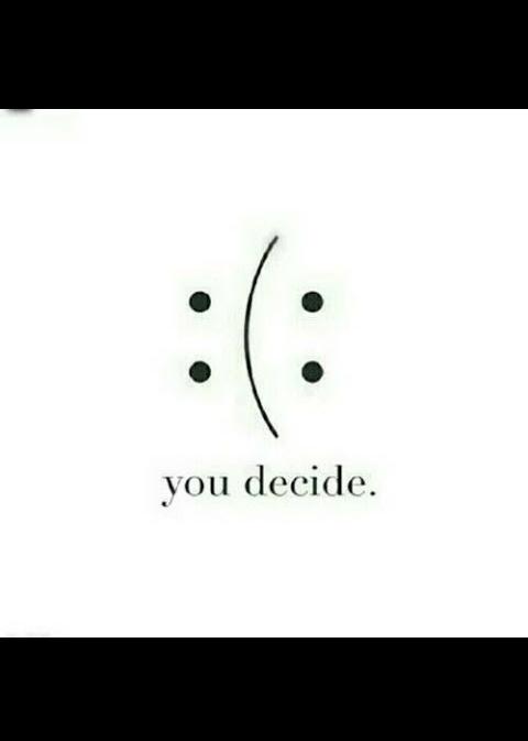you decide - meme