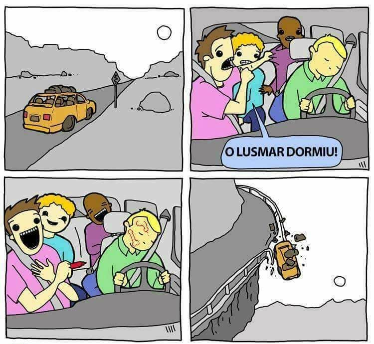 Osmar arrombado - meme