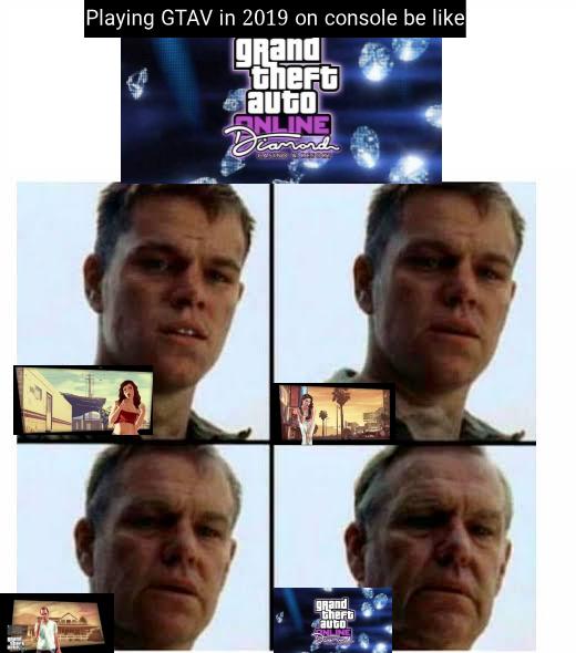 Damn loading times - meme