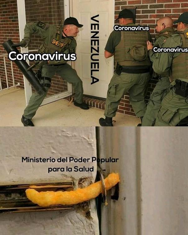 Pobrezuela - meme