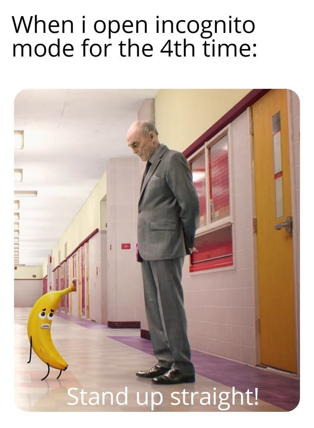 when school principles  had enough - meme