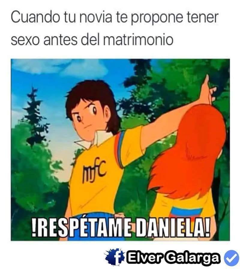 Respeta - meme