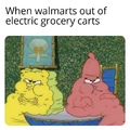 damn man, these niqqas are all over the walmart