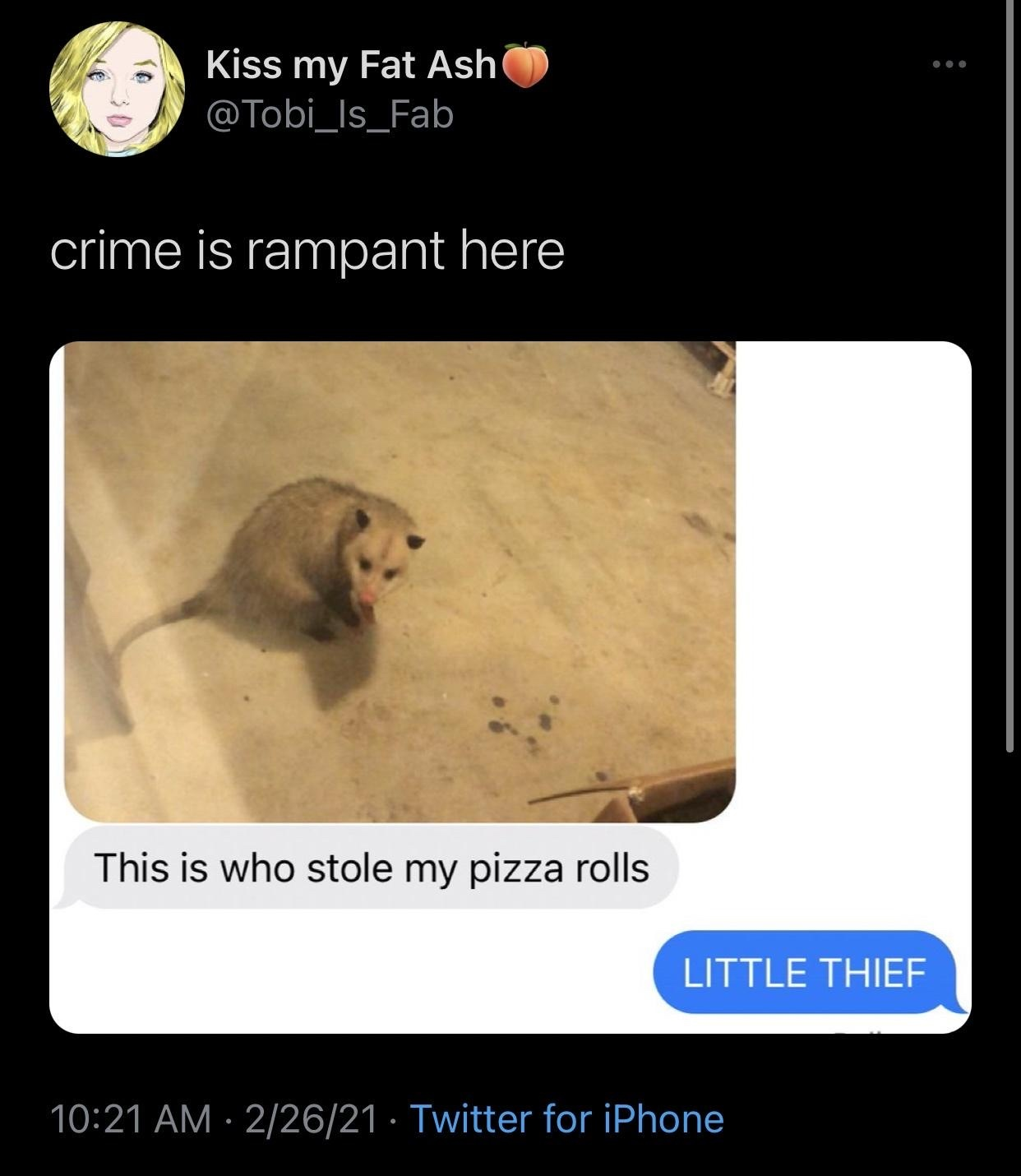 little thief - meme