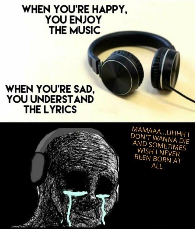 Me encanta Bohemian Rhapsody - meme