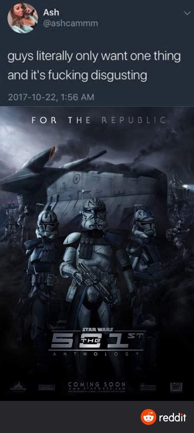 For The Republic!!! - meme