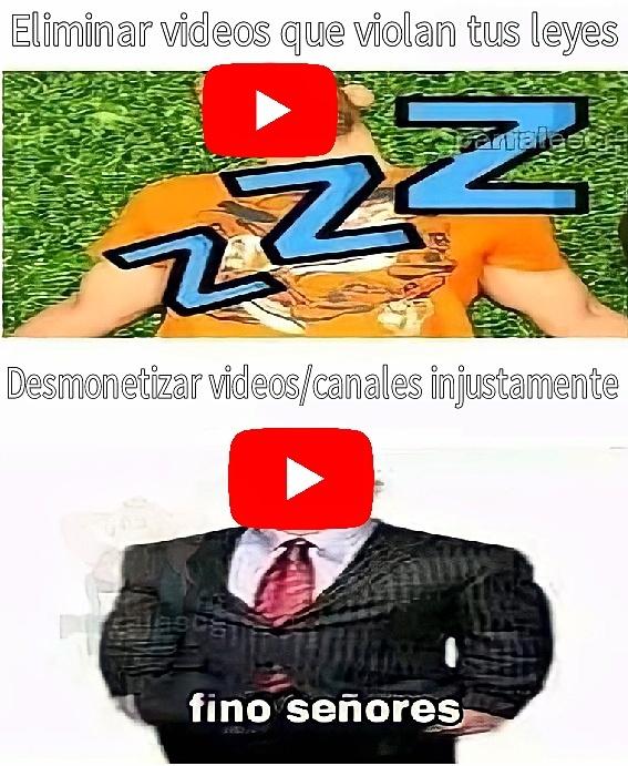 YouTube be like: - meme