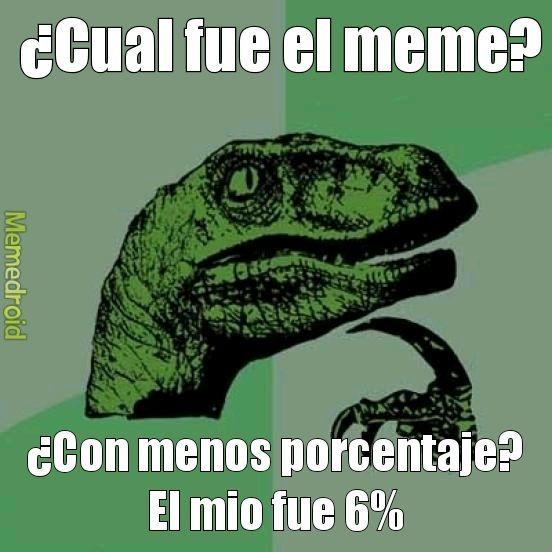 ??? Preguntas - meme