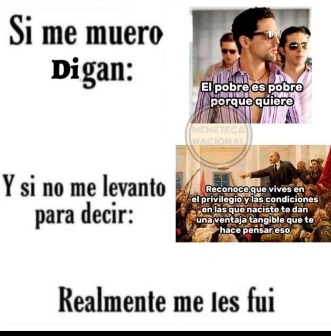 Exacto :) - meme