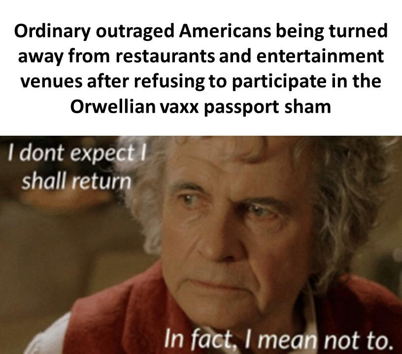 It's a Dangerous Business Frodo, Going Out Your Door..... - meme