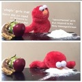 Alphamale Elmo