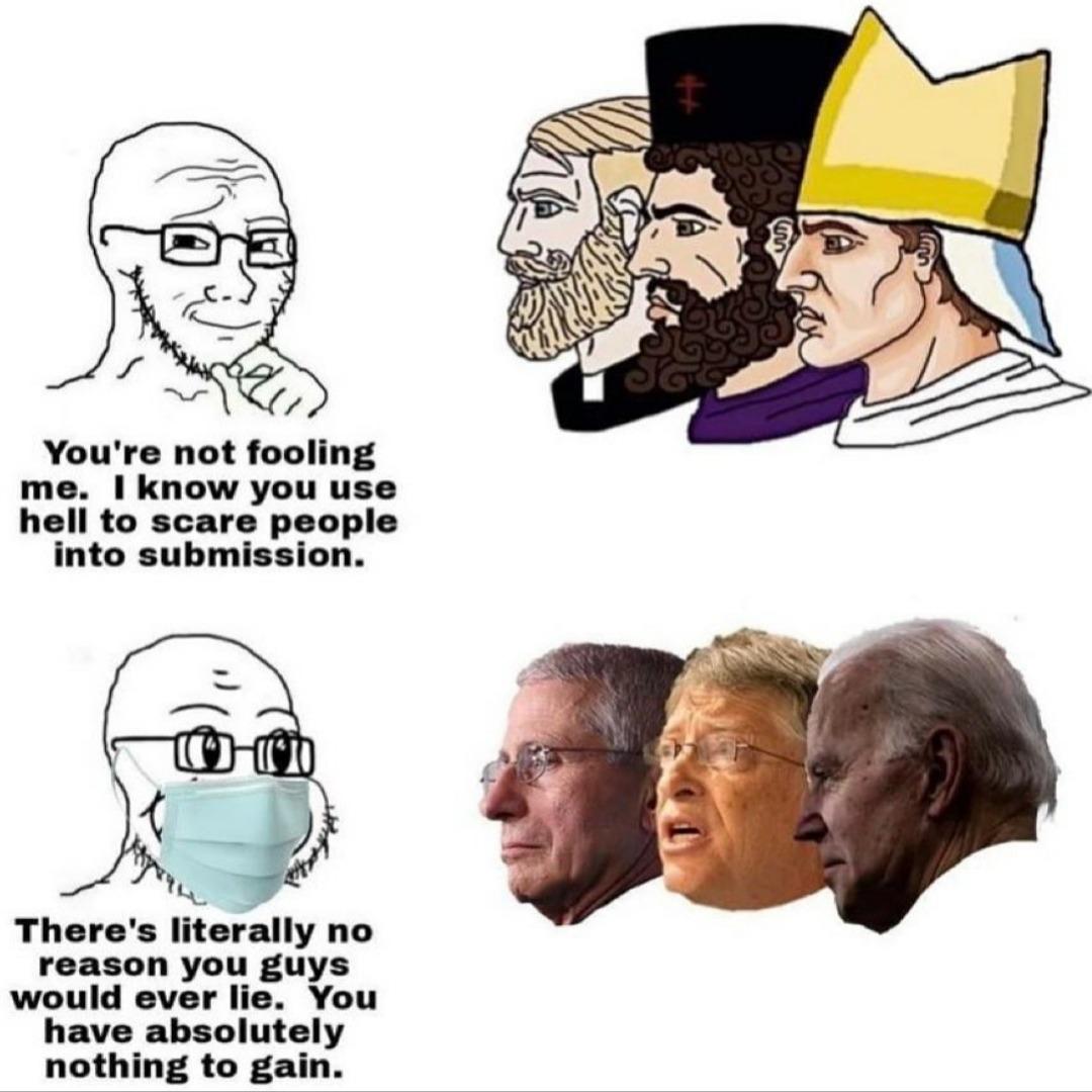 Slave mindset - meme