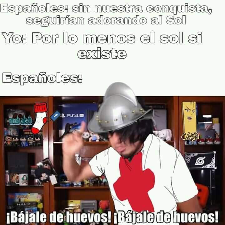 El título es latino *-* - meme