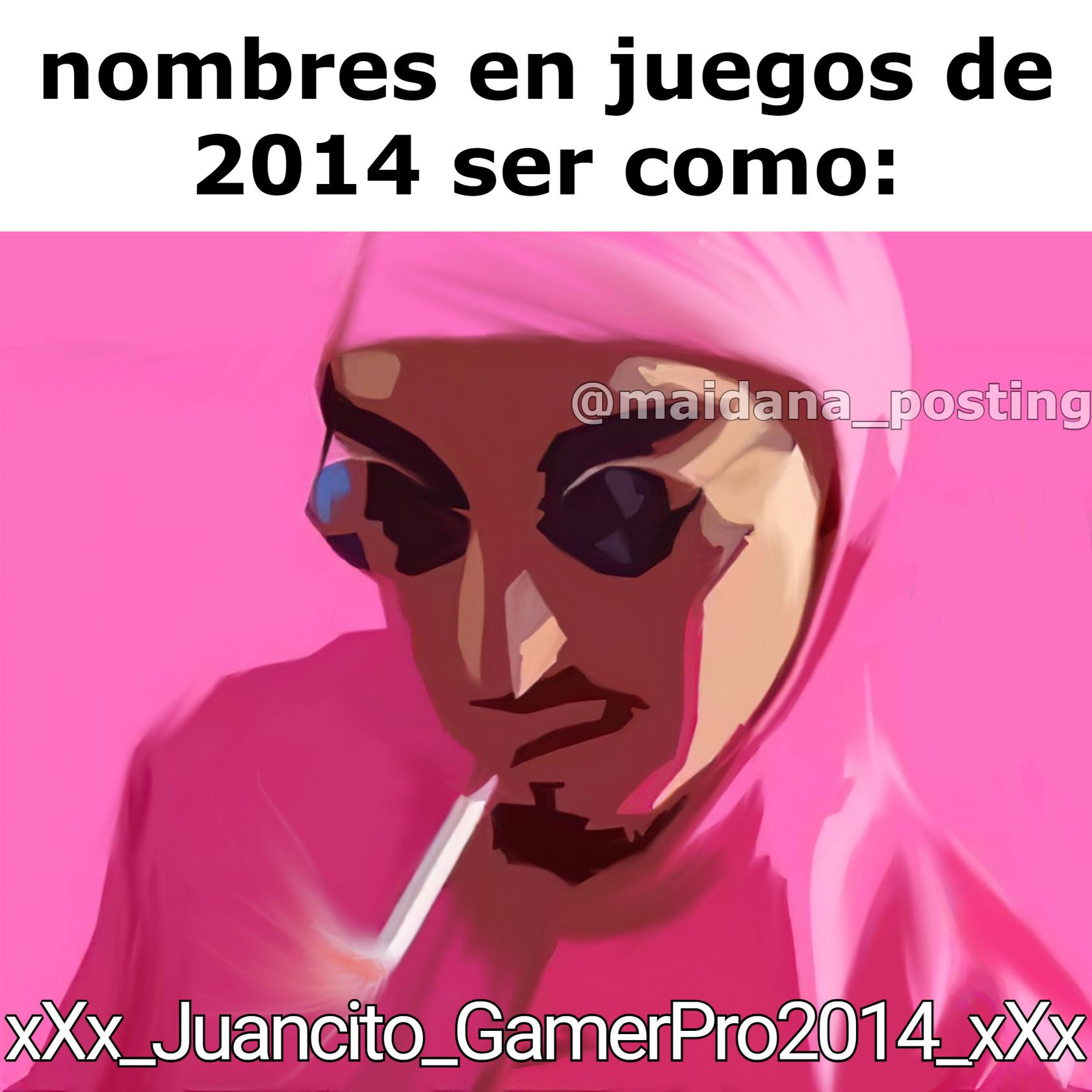 "Clave el ""Gamer"" - meme"