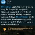 PETA can suck a cock