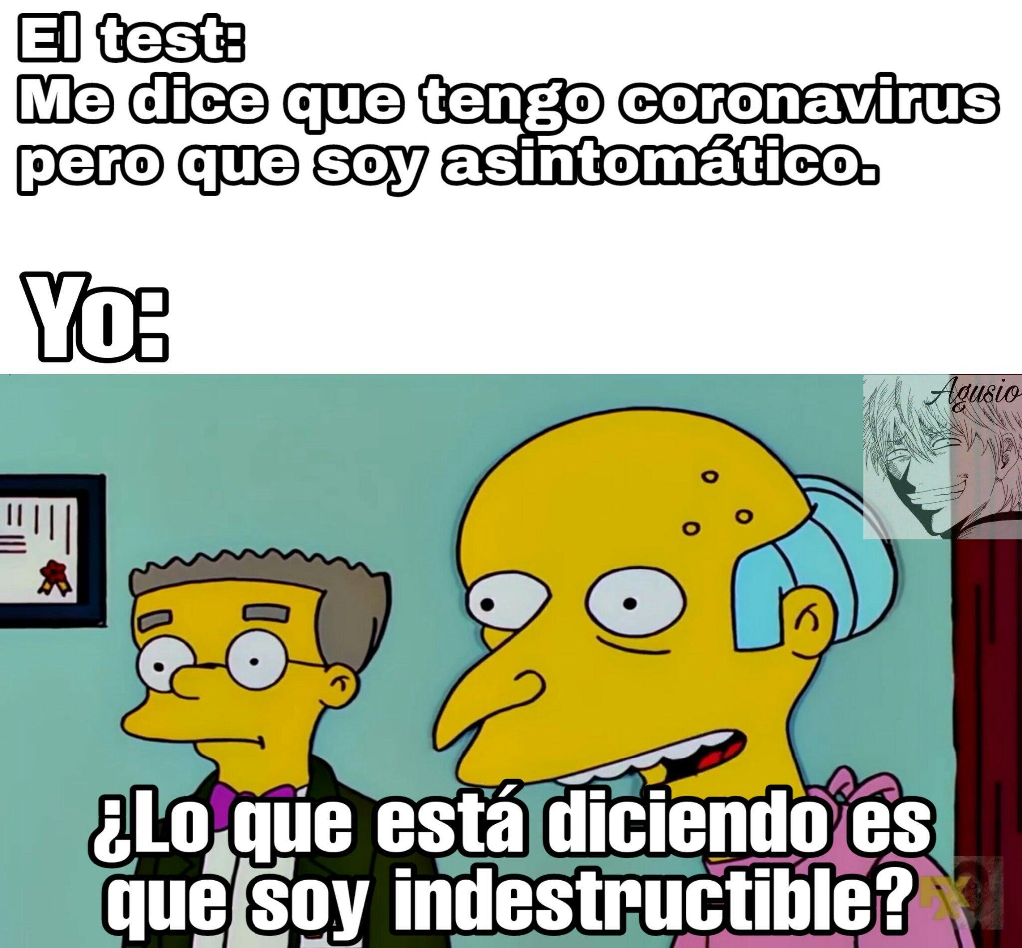 ¡Indestructible! - meme