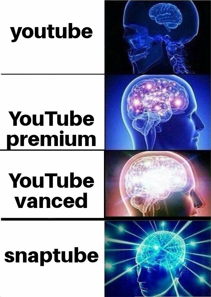 O título foi ver youtube - meme