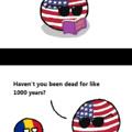 Les états unis essaye d'apprendre l'histoire .