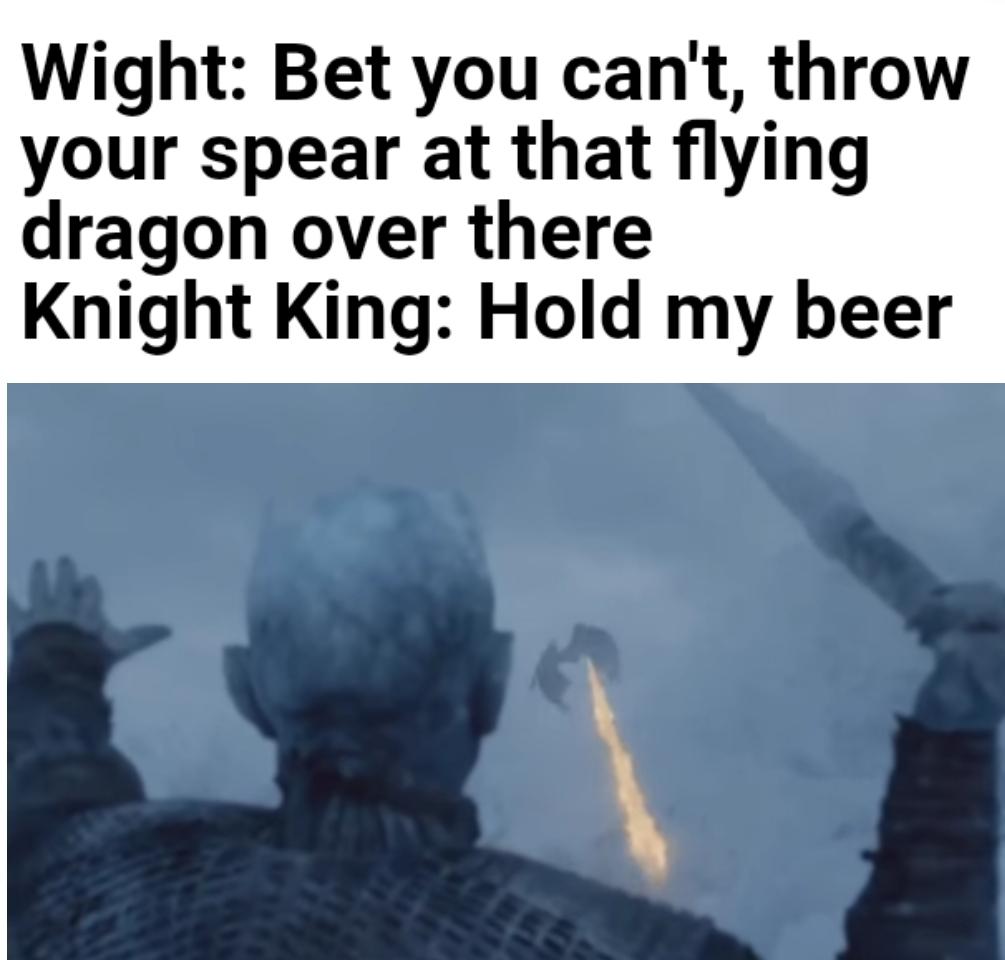 Season finale next week - meme