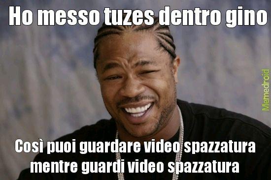 Ginuzes Tuzino - meme