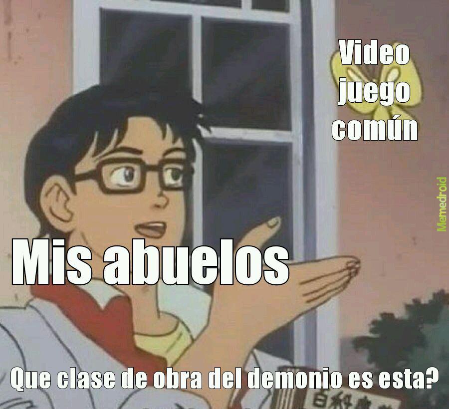 Les pasa? - meme