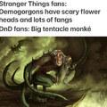 Monké demon