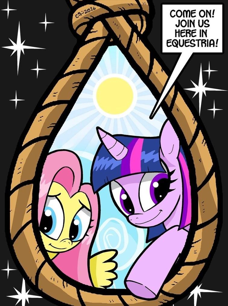 PSA to all the pony avatars - meme