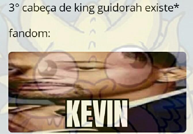 K E V I N - meme