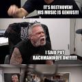 It's Western Art Music, Bitches!!!!
