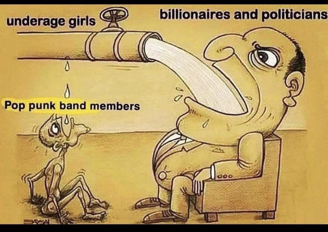 Le punk band - meme
