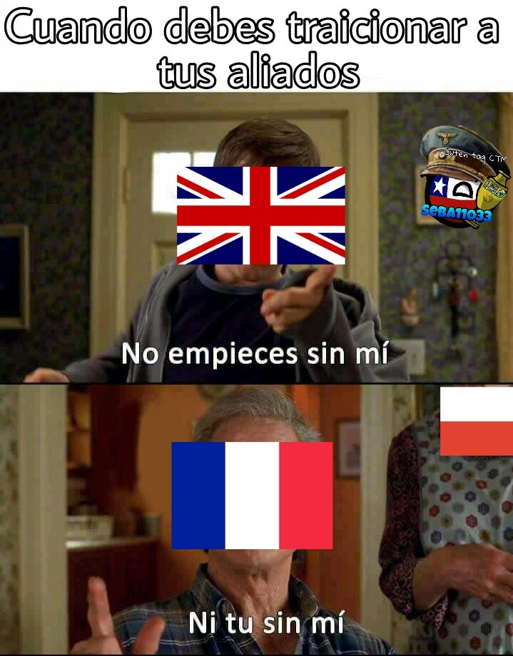 Pray4Polonia - meme