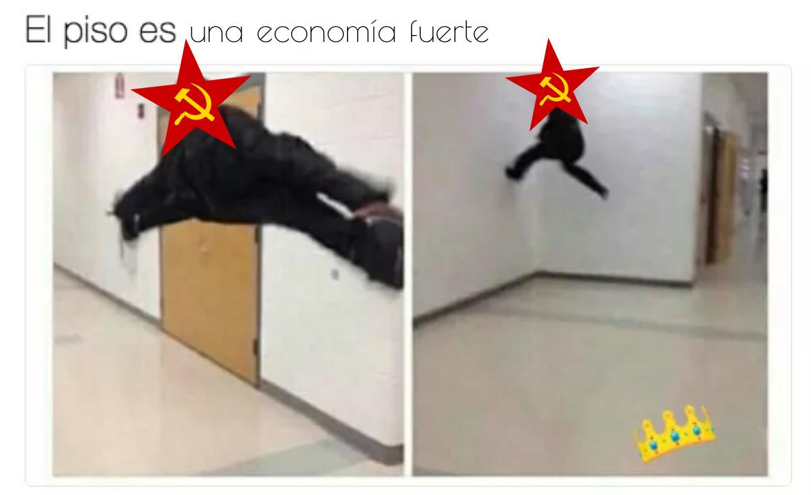 Benditas bromas sobre el comunismo - meme