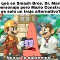 #MarioConstructor4SoulCalibur
