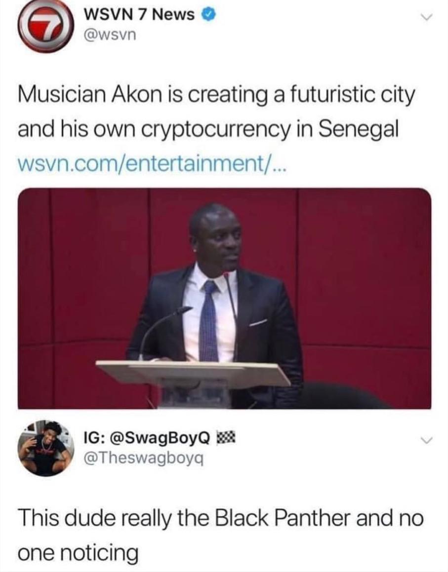Akon forever! - meme