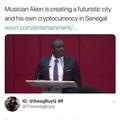 Akon forever!