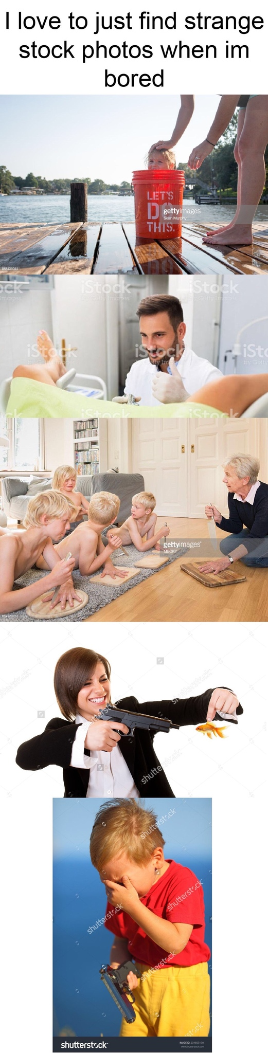 Stock photos - meme