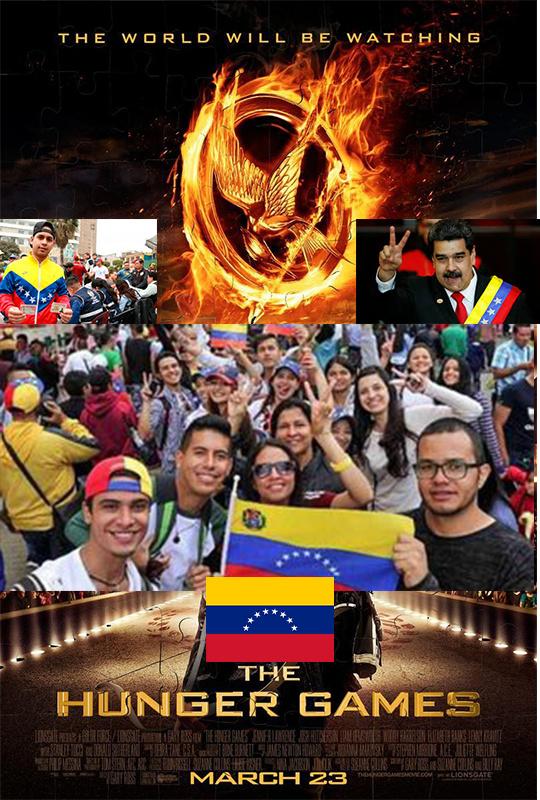los juegos del hambre latinoamerica - meme
