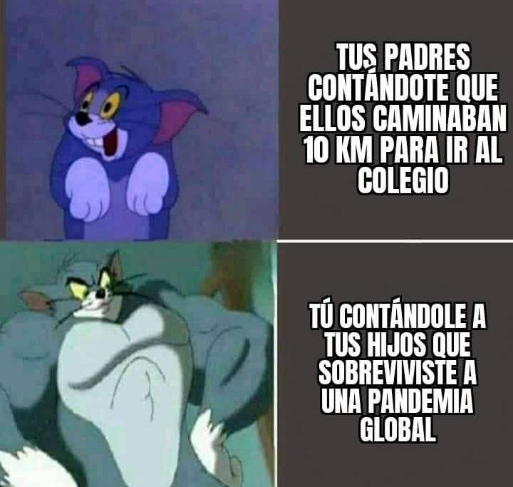 Titulo original, dea - meme