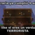 Yo soy terrorista, y tu?