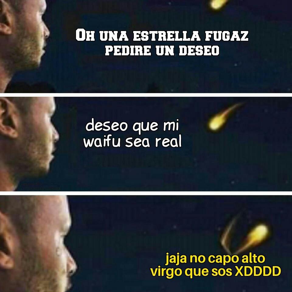 Otakus be like: - meme
