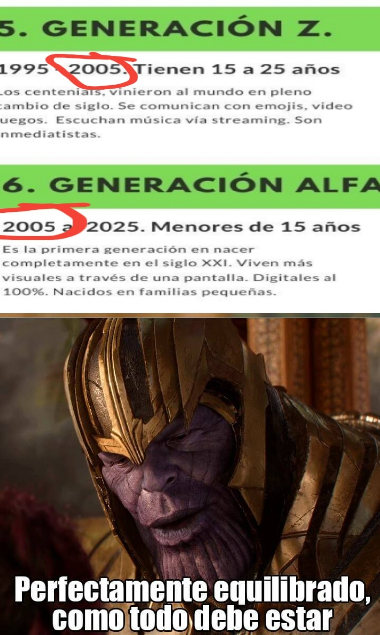 Yo nací ese año antes del 2006 XD - meme