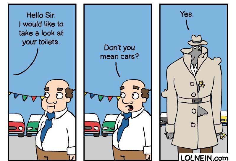 Yes cars my good sir - meme