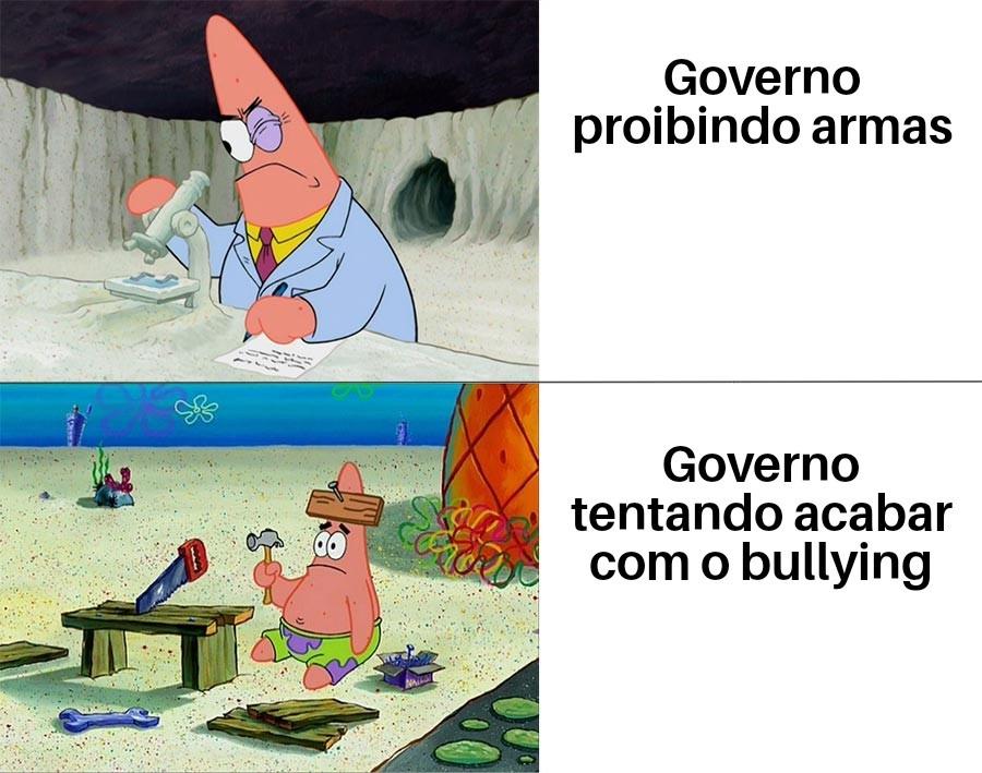 Massacre escolar - meme