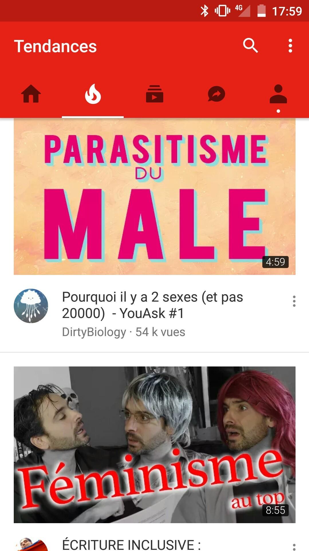 J'Adore les Tendances YouTube ^^ - meme
