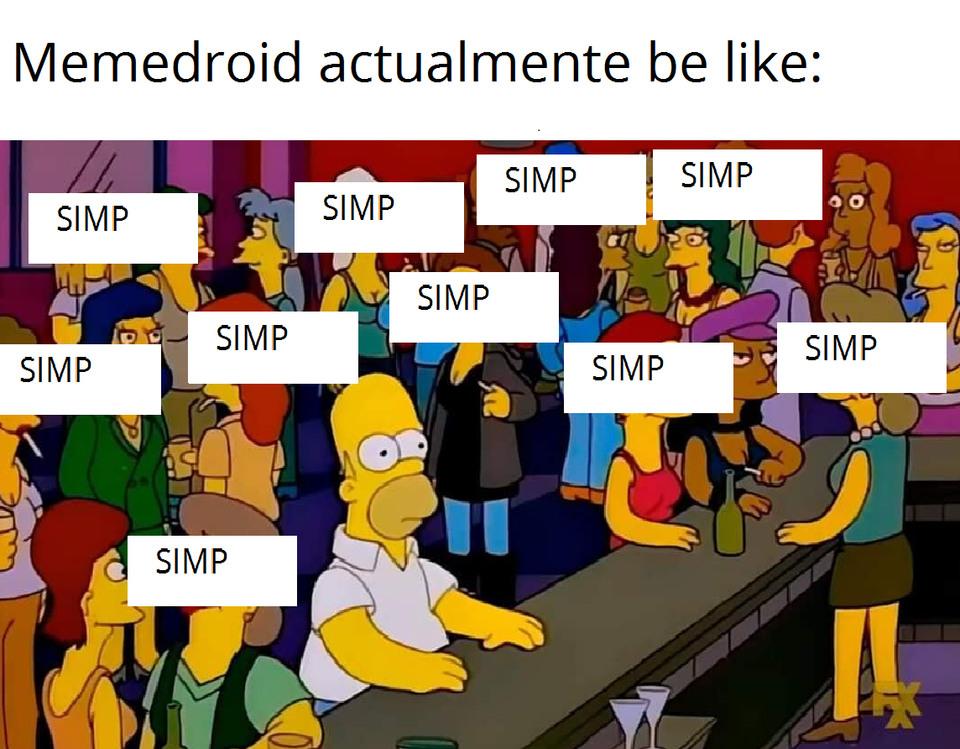 SIMP - meme
