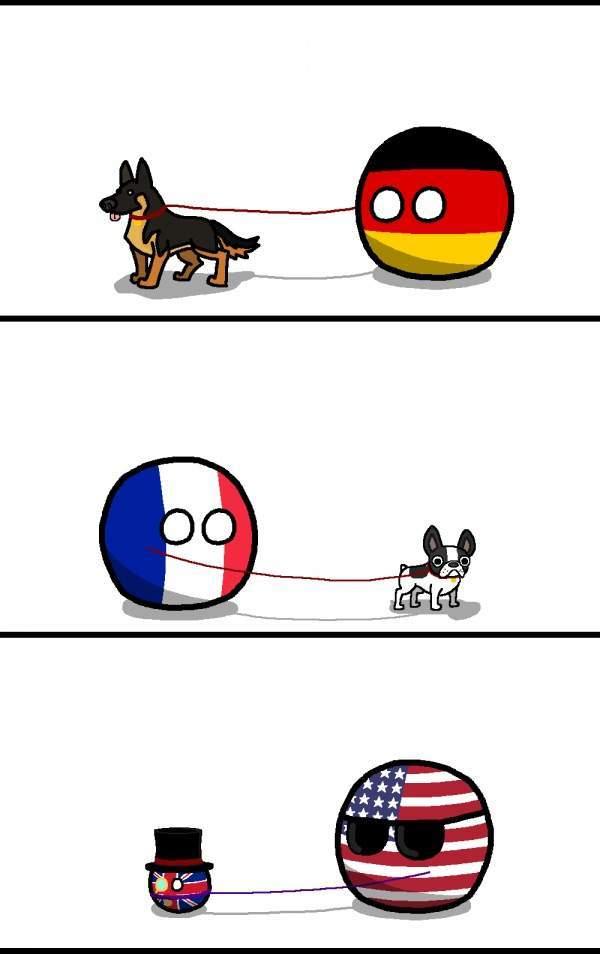 C'est son chien ! - meme